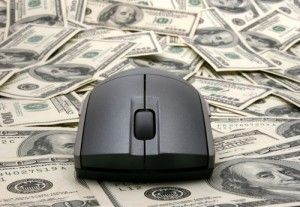 Mouse and Money by Shutterstock.com