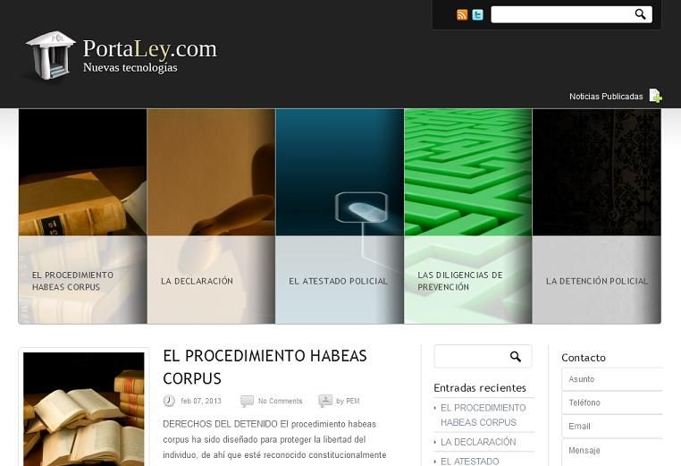 juiciopenal.com - portaley